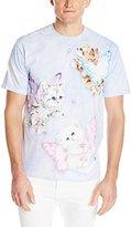 The Mountain Butterfly Kitten Fairies T-Shirt