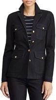 Lauren Ralph Lauren Denim Utility Jacket
