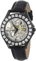 Burgmeister Women's BM520-602 Merida Analog Automatic Watch