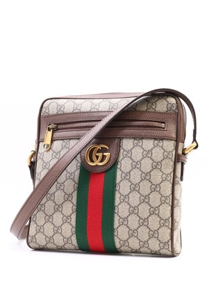 Gucci Ophidia GG Messenger Bag
