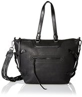 Steve Madden Women's Strippy Satchel