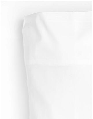 Heritage Pima Cotton 400TC Sheet Set in White