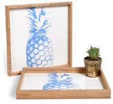DENY Designs 'Pineapple' Decorative Serving Tray
