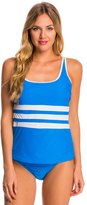 Jones New York Saint Tropez Tankini Top 8147647