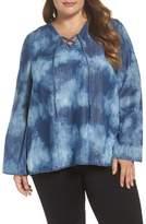 Melissa McCarthy Bell Sleeve Top