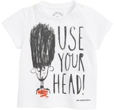 Burberry Use Your Head Graphic T-Shirt (Baby Boys)