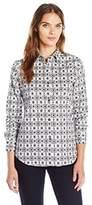 Dockers Women's New Ideal Shirt