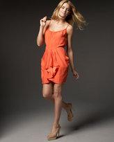 Pindot Runway Dress
