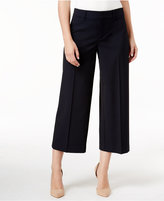Charter Club Cropped Wide-Leg Pants, Only at Macy's