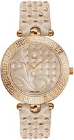 Versace Women's VK702 0013 Vanitas Rose Gold Ion-Plated Interchangeable Straps Swiss Watch