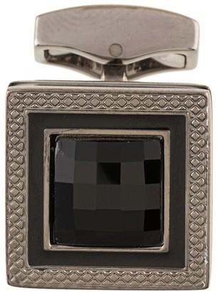 Tateossian Faux Gemstone Embellishment Cufflinks