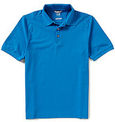 Cutter & Buck Advantage Short-Sleeve Stretch Solid Polo Shirt
