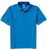 Cutter & Buck Golf Advantage Short-Sleeve Stretch Solid Polo Shirt