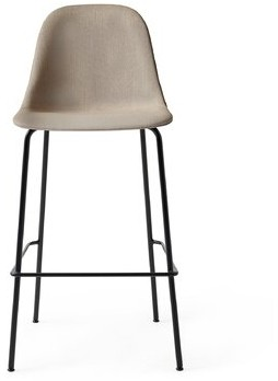 """Menu Harbour Chair Collection 26"""" Bar Stool Upholstery: Sandy Brown"""