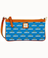 Dooney & Bourke San Diego Chargers Large Wristlet