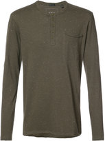 ATM Anthony Thomas Melillo Henley T-shirt