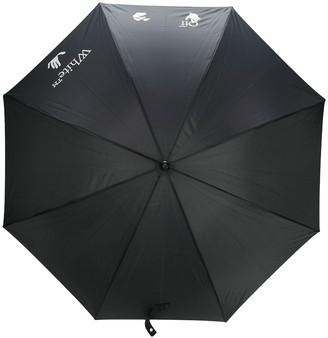 Off-White Logo-Print Umbrella