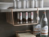 Design Ideas Lincoln Undershelf Basket