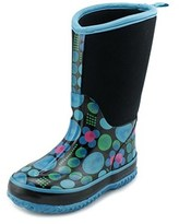 Cougar Dottie Round Toe Synthetic Rain Boot.
