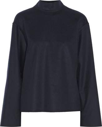 GOEN.J Wool And Cashmere-blend Sweater
