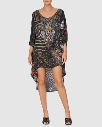 Camilla Women's Kaftan & Beach Dresses - Scoop Back Hem Dress - Size One Size, One size at The Iconic