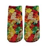 Living Royal - Gummy Bear Ankle Socks