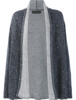The Elder Statesman open cardigan