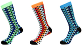 Jared Lang Dotted Socks (3 PK)