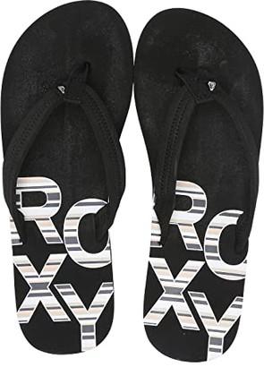 Roxy Point Break (Black/Pink) Women's Shoes