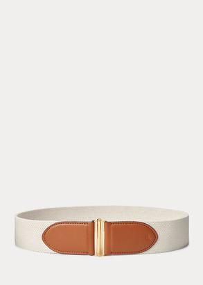Ralph Lauren Woven Stretch Belt