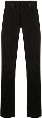 Tom Ford Mid-Rise Straight-Leg Jeans