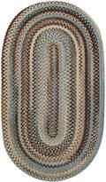 Capel Area Rug, American Legacy Oval Braid 0210-700 4' x 6'