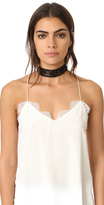 Chan Luu Tie Up Choker Necklace