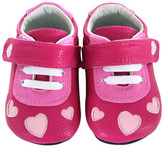 Jack & Lily Cutout Heart Shoe (Baby)