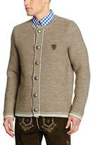 Giesswein Men's Jasper Cardigan for Traditional Outfit