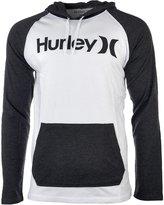 Hurley One & Only Raglan Jersey Hood