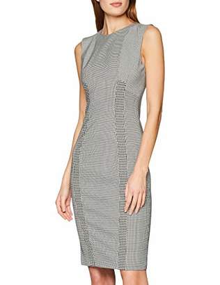 Karen Millen Women's Gingham Pencil Dress(Size:)