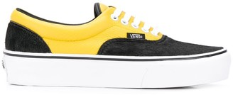 Vans Textured Lace Up Sneakers