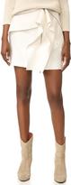 Dion Lee Zip Miniskirt