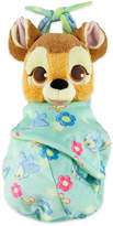 Disney Bambi Plush with Blanket Pouch - Disney's Babies - Small