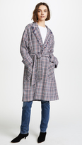 Raquel Allegra Macintosh Coat