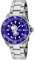 Invicta Women's Snoopy Character Automatic 200m Stainless Steel Watch 24791