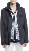 Loro Piana Sueded Traveler Jacket