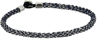 Miansai Nexus Woven Bracelet (Navy Blue) Bracelet