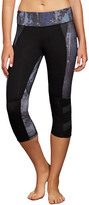 Zobha Wonder Fitted Capri