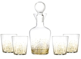 Fitz & Floyd Luster Glassware Set (Set of 5)