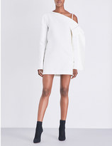 Dion Lee Axis cotton-blend dress