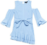 Bardot Junior Ruffle Wrap Dress