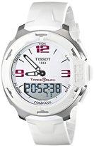 Tissot Unisex TIST0814201701700 T-Race Analog-Digital Watch