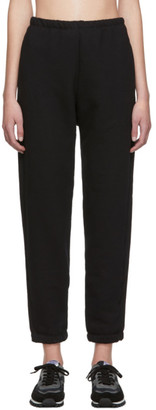 Gil Rodriguez Black Beachwood Lounge Pants
